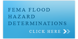 Fema Flood Hazard Determination